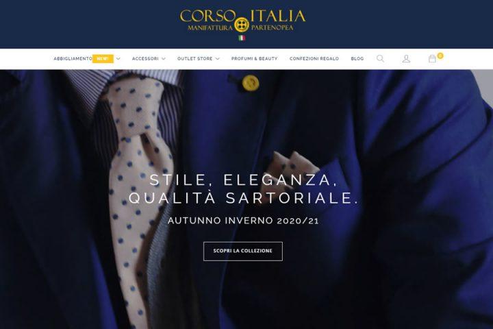 Corso Italia Manifattura Partenopea