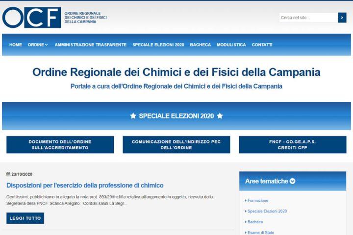 Ordine Regionale dei Chimici e dei Fisici della Campania