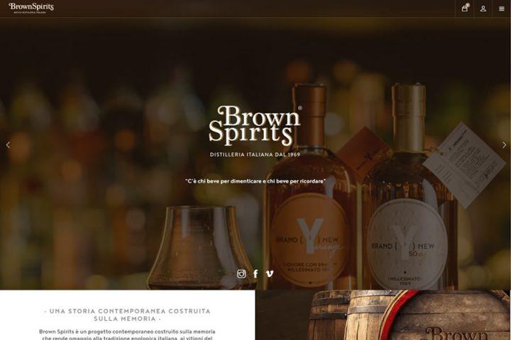Brown Spirits