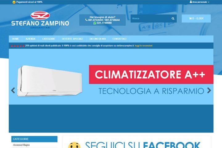 Stefano Zampino Idrosanitari